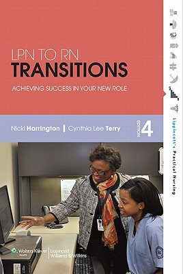 Lpn to Rn Transitions By Harrington, Nicki
